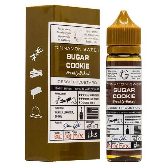Sugar Cookie - Glas 60ml