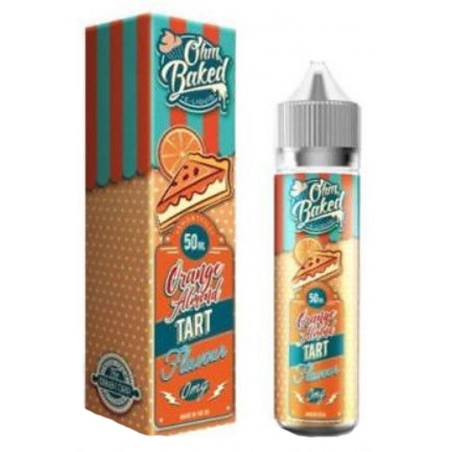 Orange Almond Tart - OHM Baked 60ml