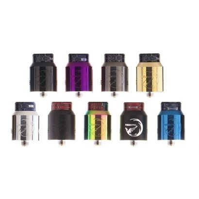 HELLVAPE - REBIRTH 24MM RDA