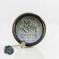 Coil Pots By Mad Rabbit (Stainless)