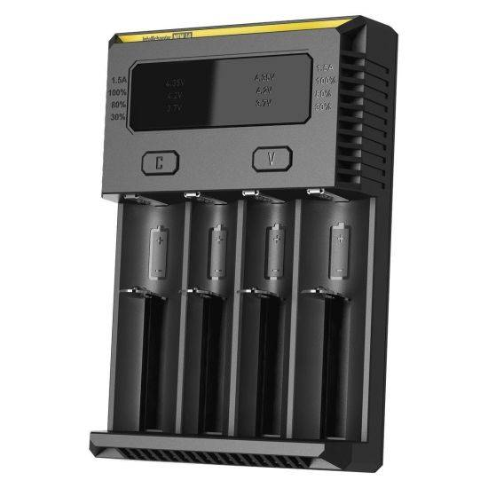 NiteCore 4 Bay Charger