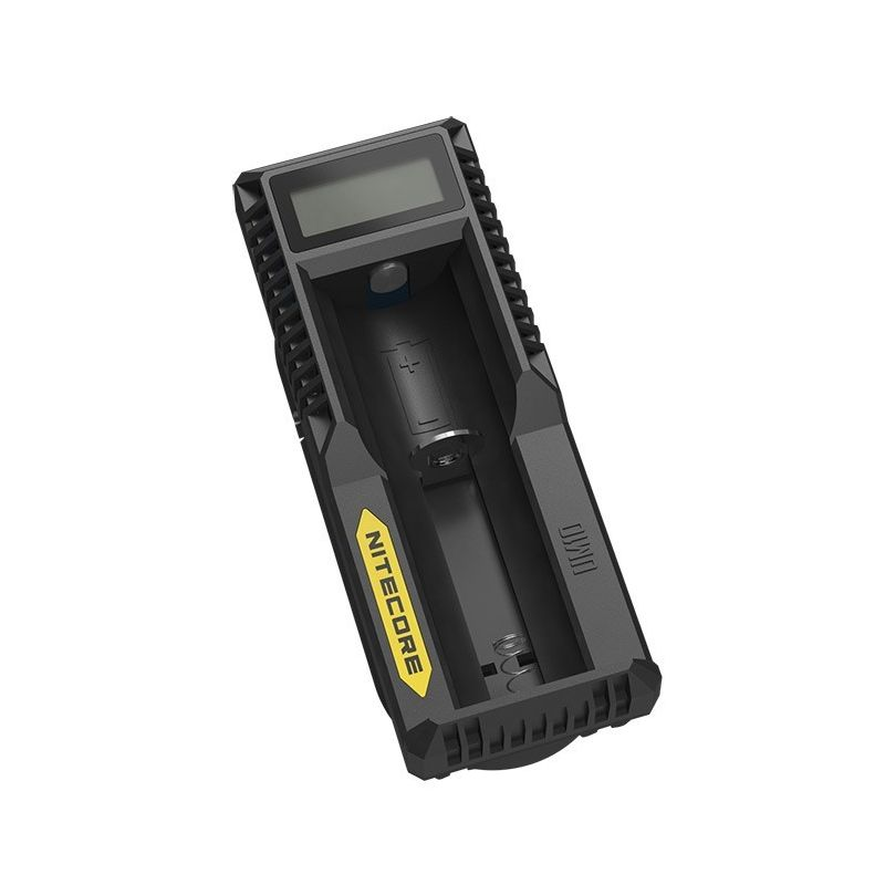 Nitecore UM10 Single Bay Charger
