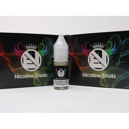 Nicotine Shot 70/30 18MG 10ML