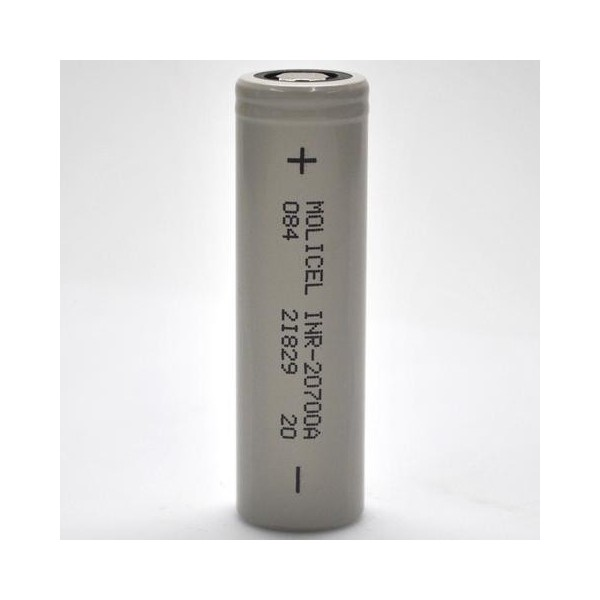 Molicel 20700A Battery