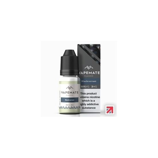 Vape Mate - Blackcurrant 10ML