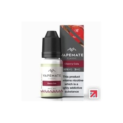 Vape Mate - Cherry Cola 10ML