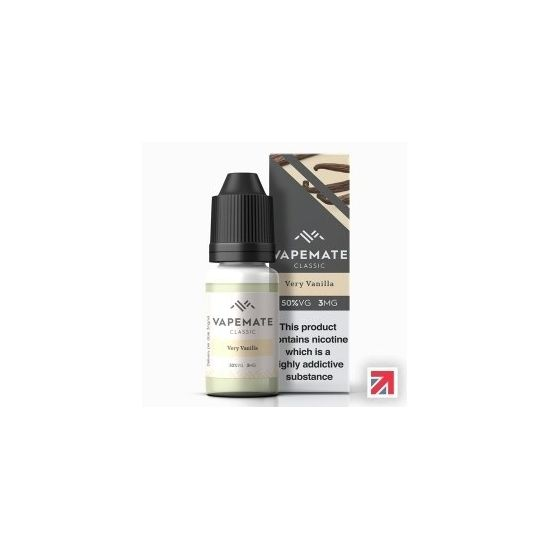 Vape Mate - Very Vanilla 10ML