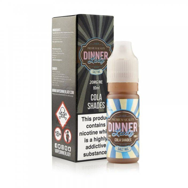 Cola Shades - Dinner Lady Nic Salt 20MG 10ML