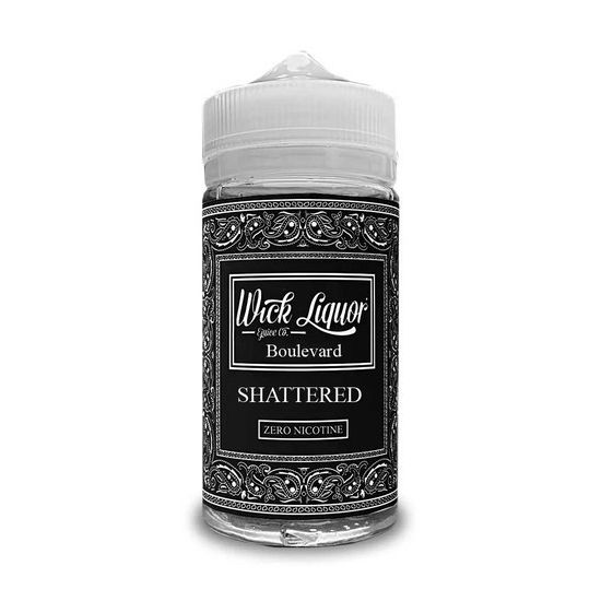 Boulevard Shattered - Wick Liquor 60ml