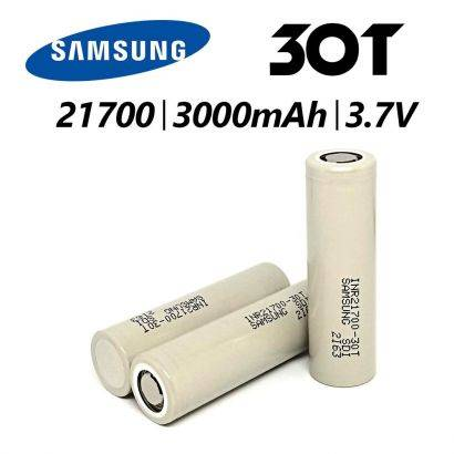 SAMSUNG 30T 21700 battery