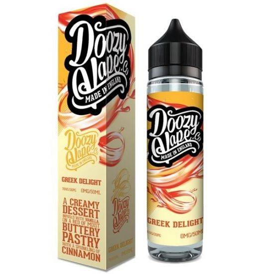 Greek Delight  - Doozy 60ML