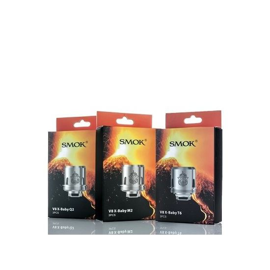 Smok X-Baby Coils - 3 Pack