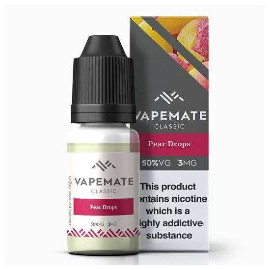 Pear Drops - Vape Mate 10ml