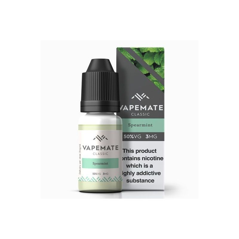 Spearmint - Vape Mate 10ml