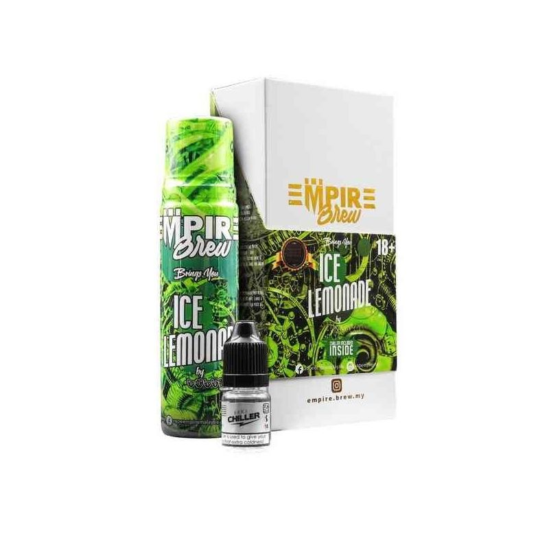 Ice Lemonade - Empire Brew 50ML