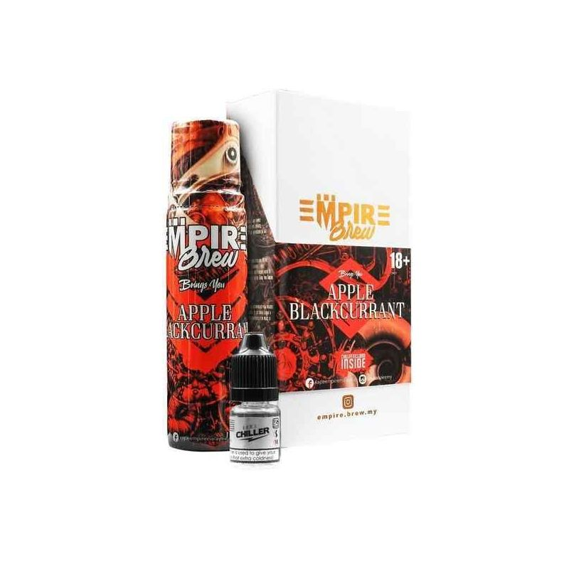 Apple Blackcurrant - Empire Brew 50ML