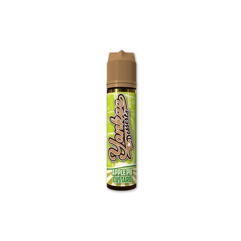 Apple Pie and Custard - Yankee 50ml