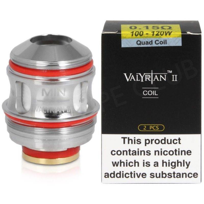 Uwell Valyrian 2 Coils - 2 Pack