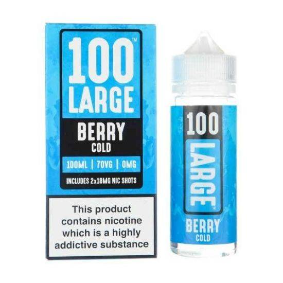 Berry Cold - 100 Large 100ml