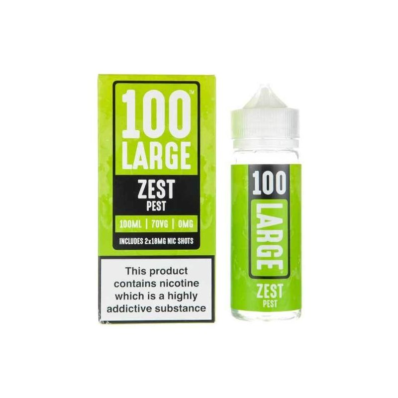 Zest Pest - 100 Large 100ml