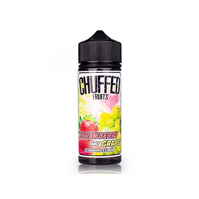 Strawberry - Chuffed 100ml