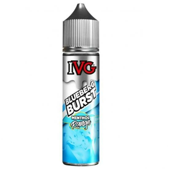 Blueberg Burst -  I VG 50ML