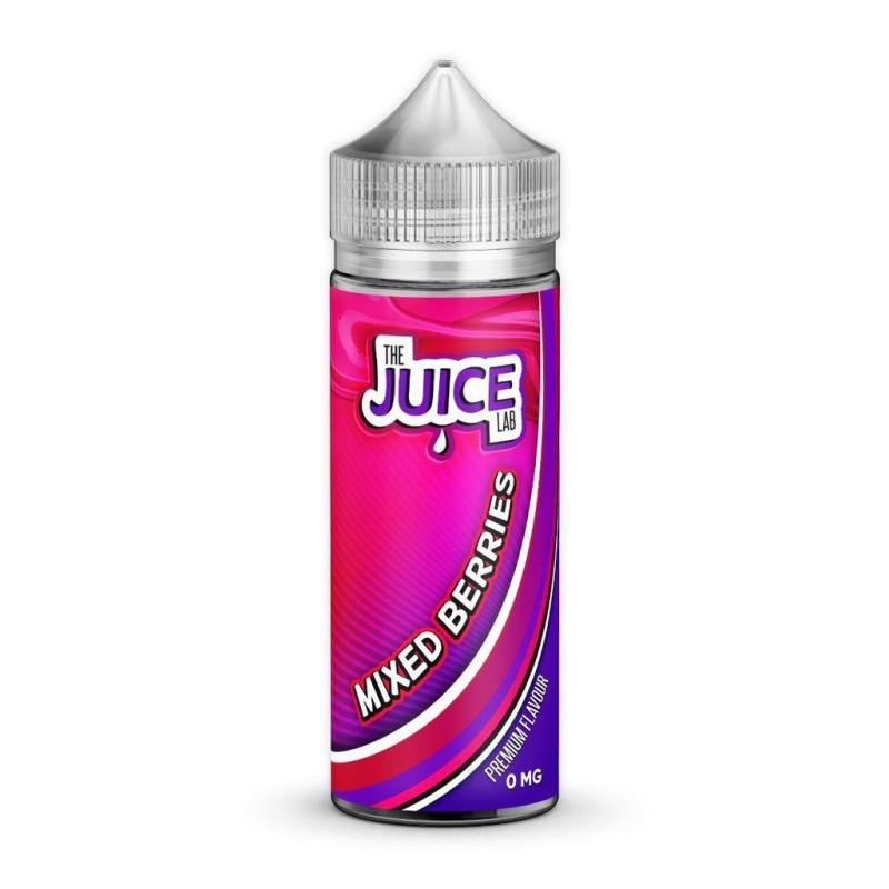 Mixed Berries - The Juice Lab 100ml