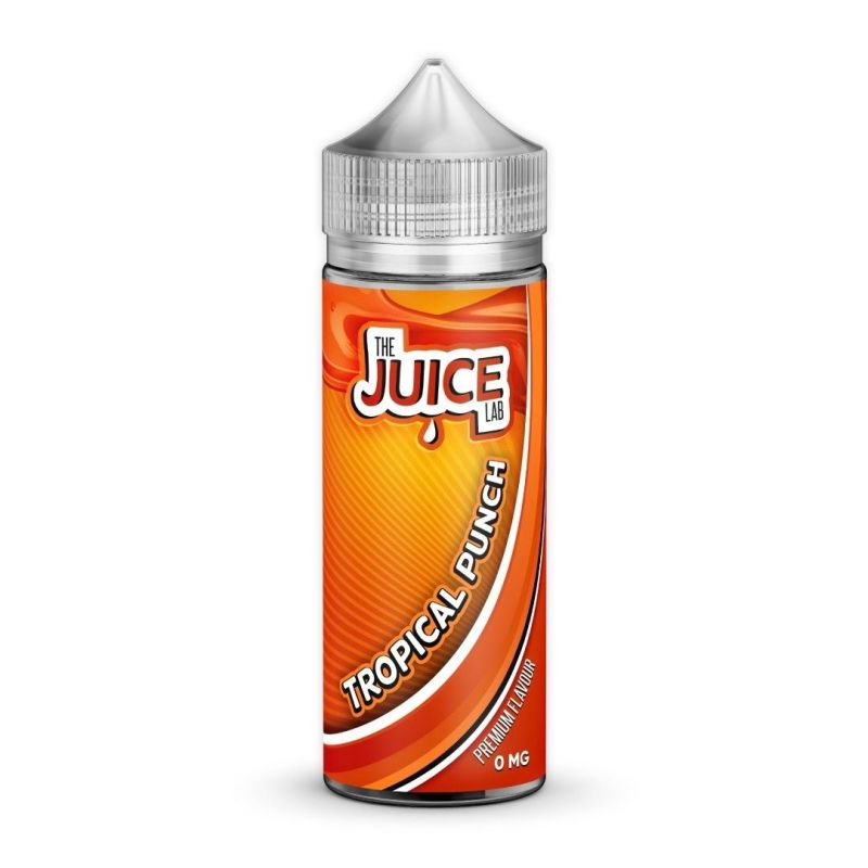 Tropical Punch - The Juice Lab 100ml