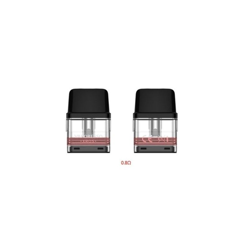 Vaporesso XROS Replacement Pods - 2 Pack
