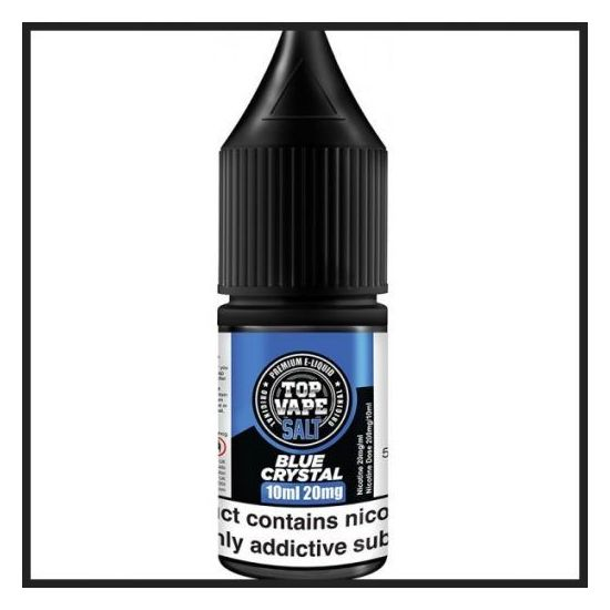 Top Vape - Nic Salt - Blue...