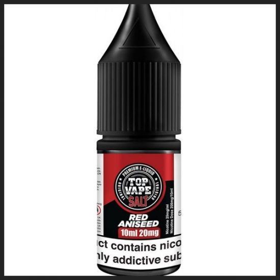 Top Vape - Nic Salt - Red...