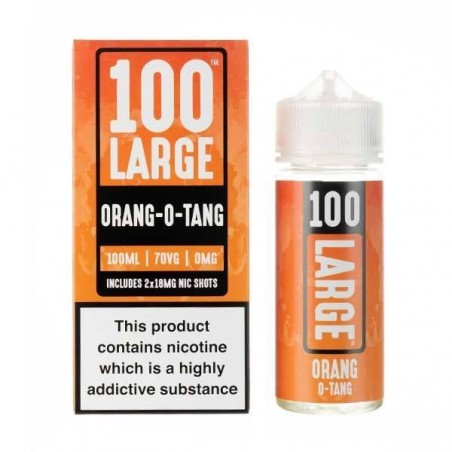 Orange O-Tang - 100 Large...