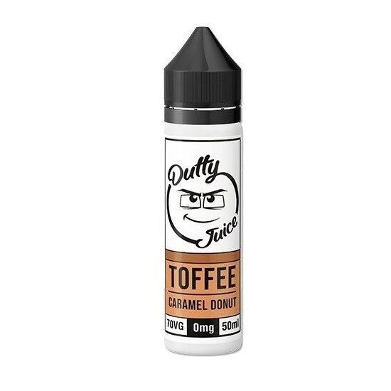 Dutty Juice - 50ml - Toffee...