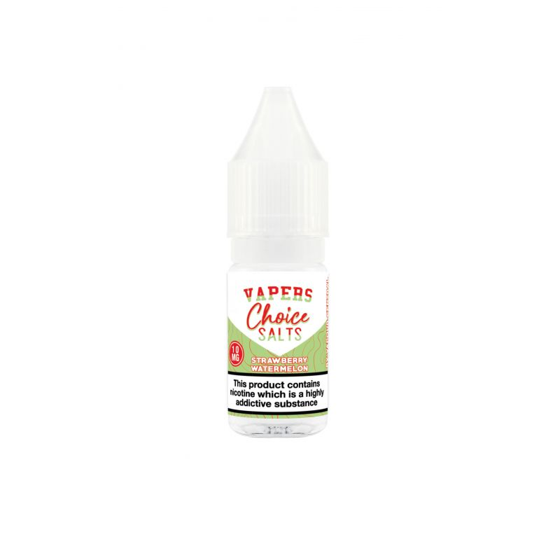 Strawberry Watermelon - Vapers Choice Salts 10ml