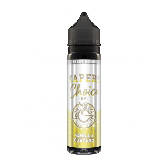 Vanilla Custard - Vapers...