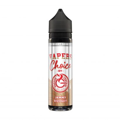 Jammy Bizquit - Vapers Choice 50ml