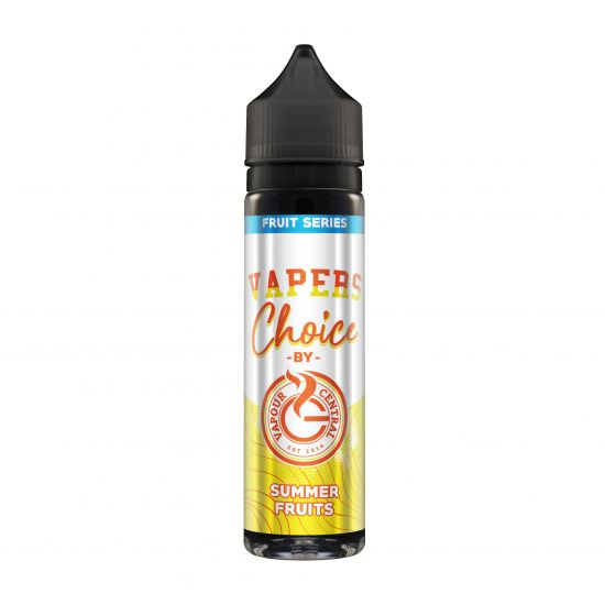 Summer Fruits - Vapers...