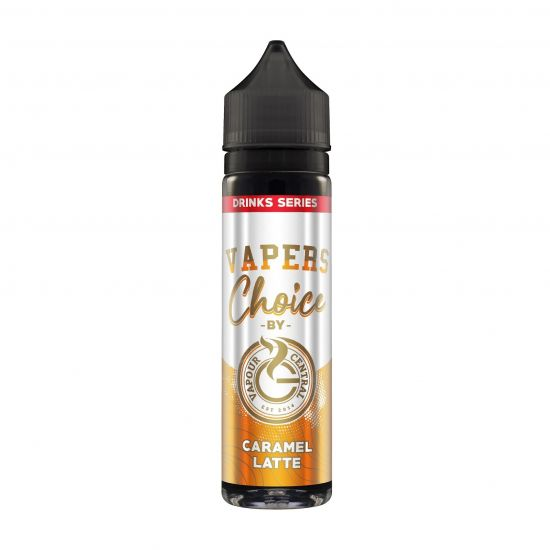 Caramel Latte - Vapers...
