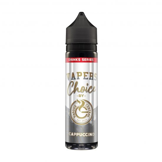 Cappucino - Vapers Choice 50ml
