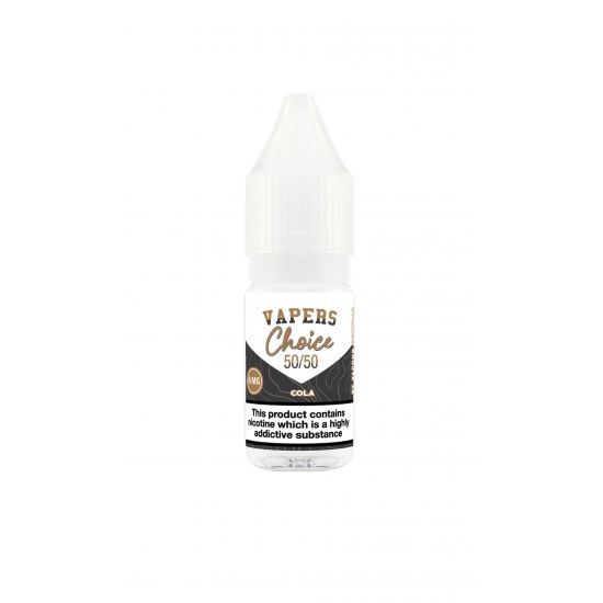 Cola - Vapers Choice 50/50...