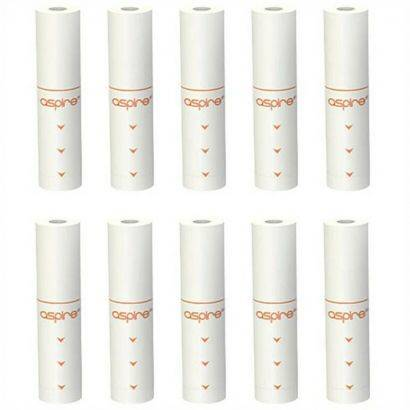 Aspire Vilter Replacement Filters - 10 Pack