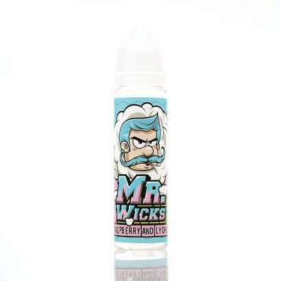 Raspberry Lychee - Mr Wicks 60ML
