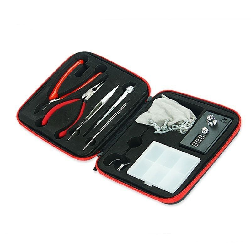 E-cig DIY Tool Build Accessories Kit